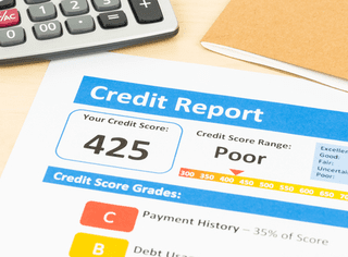 3 reasons why a bad credit score could lead to loan rejection