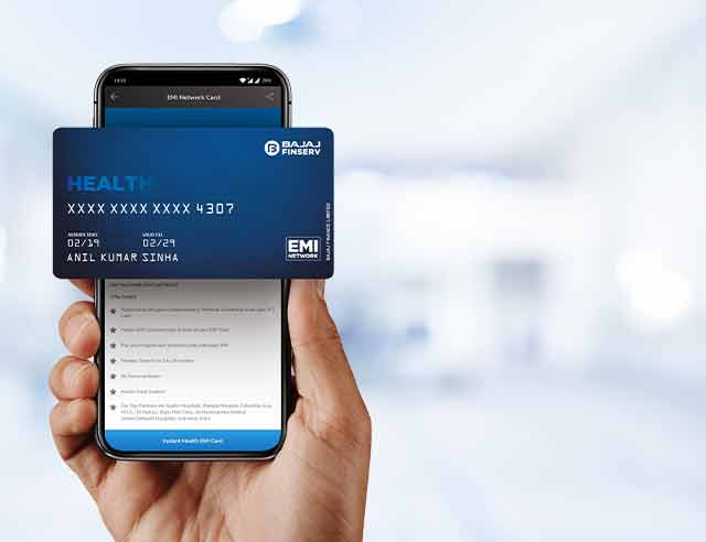 6 Ways in Which the Bajaj Finserv Digital Health EMI Network Card Benefit You