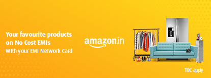 Amazon No Cost EMI Offers | Bajaj Finserv