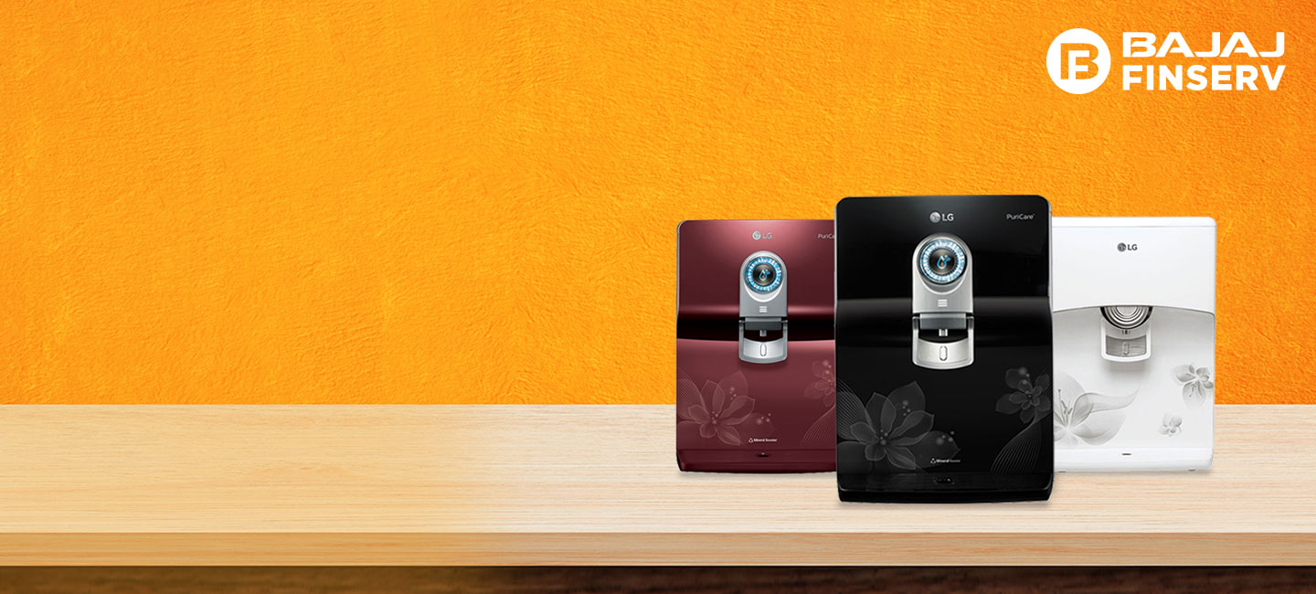 LG Water Purifiers