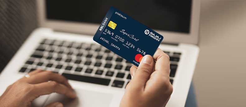credit card in India