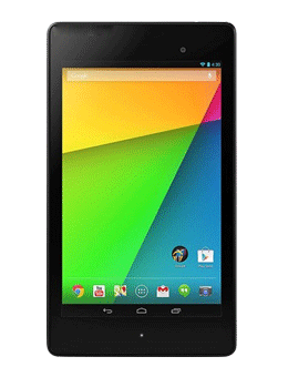 Google Nexus 7 on EMI