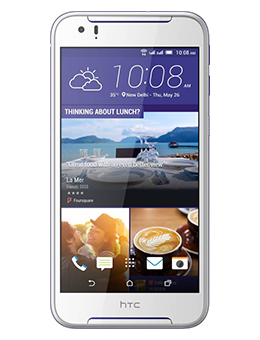 HTC Desire 830 on EMI