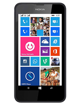 Lumia 630 on EMI