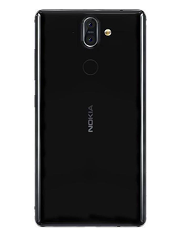 Nokia 8 Sirocco on EMI