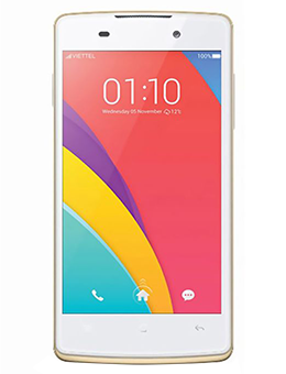 OPPO Joy Plus on EMI