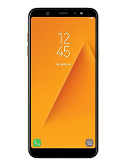 Samsung Galaxy A6 Plus on EMI
