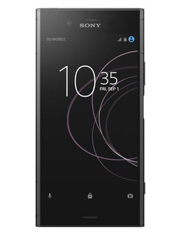 Sony Xperia XZ1 on EMI