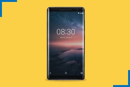 Buy Nokia 8 Sirocco at Rs. 36,999