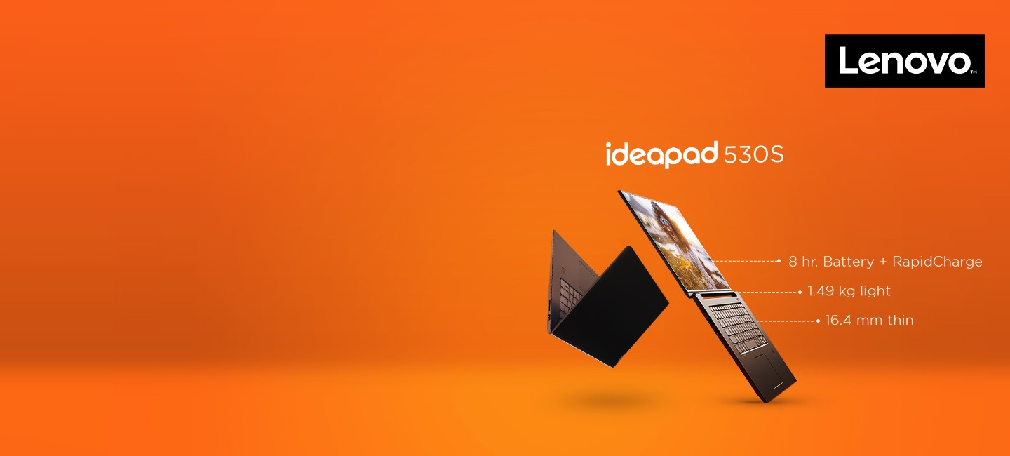 Latest Lenovo Ideapad Laptops on easy EMIs