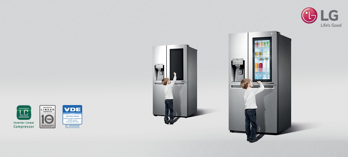 LG Refrigerator : Buy Single & Double Door LG Fridge on EMI | Bajaj