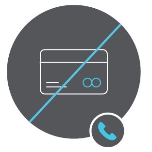 Card Blocking Service With A Single Call