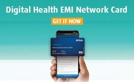 Digital Health Emi Network Card