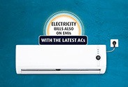 Special Summer Offer pay for your AC and electricity bills on