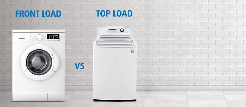 Front Load vs Top Load Washing Machine: Which one should you buy?