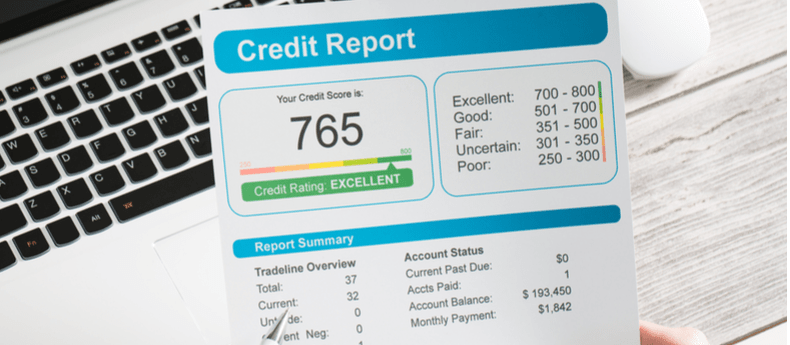 What makes your credit score an important piece of your loan process
