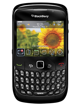 Blackberry 8520 on EMI