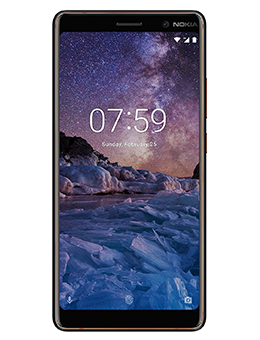 Nokia 7 Plus on EMI