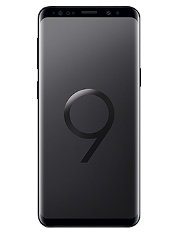 Samsung Galaxy S9 on EMI