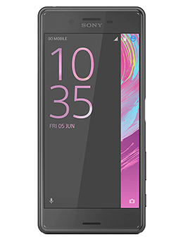 Sony Xperia X Performance on EMI